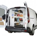 Ranger Cargo Van Accessories for the new Ford Transit Connect
