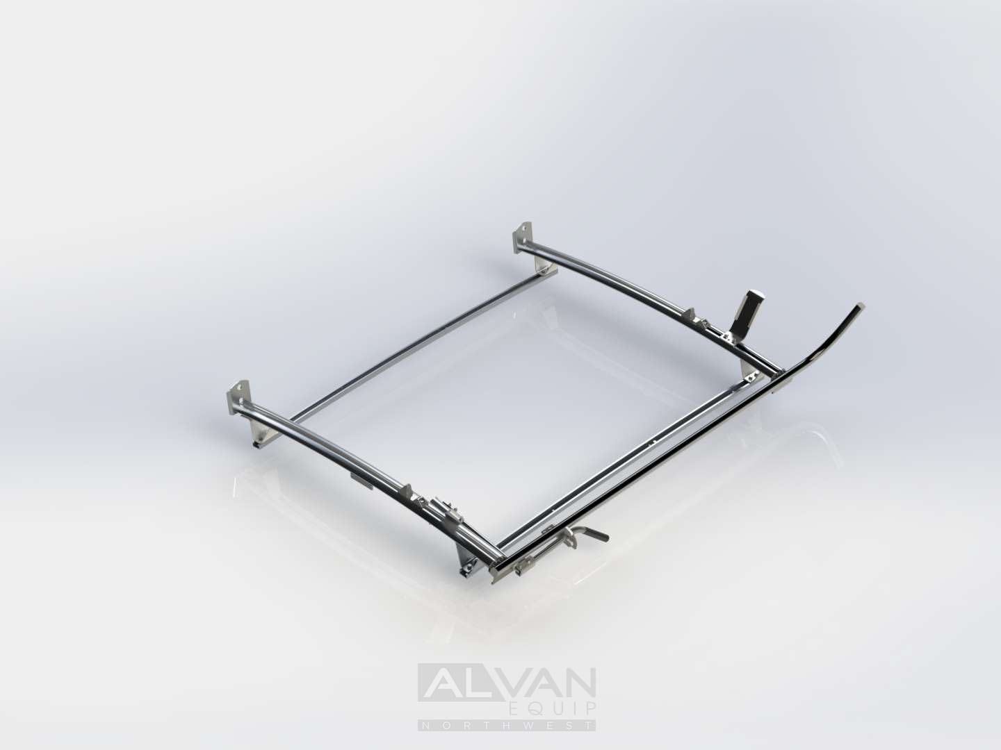 express chevy down rotation ladder lock metris city nissan rack for the vcr aluminum combo